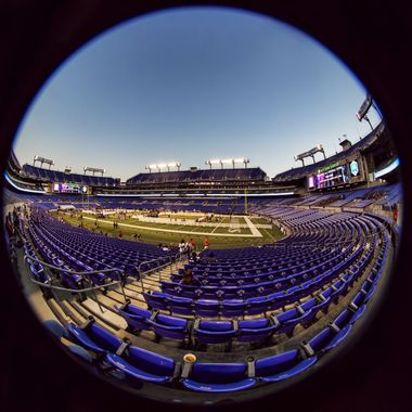 Fish Eye View