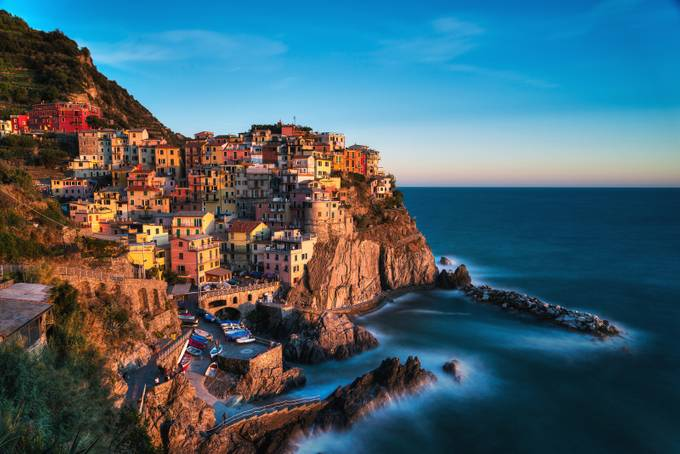 Manarola Gold by Max Foster by maxfoster
