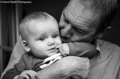 Jacob & Grandad