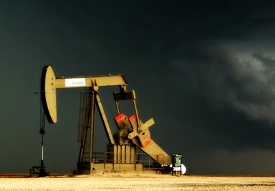 Oil - Storm