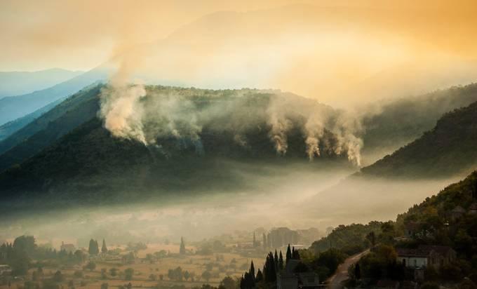 Monte Negro, 2007 by ErikSvec - Everything Smoke Photo Contest