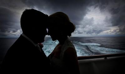 Silhouette Wedding