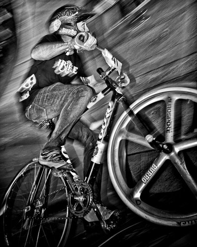 Red Bull Mini Drome Race Day Toronto Canada
