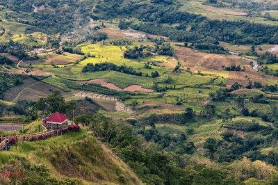 Bukidnon the Aerial View