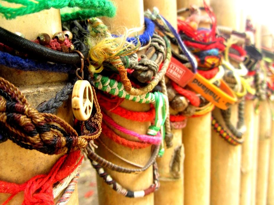 Bracelets of peace