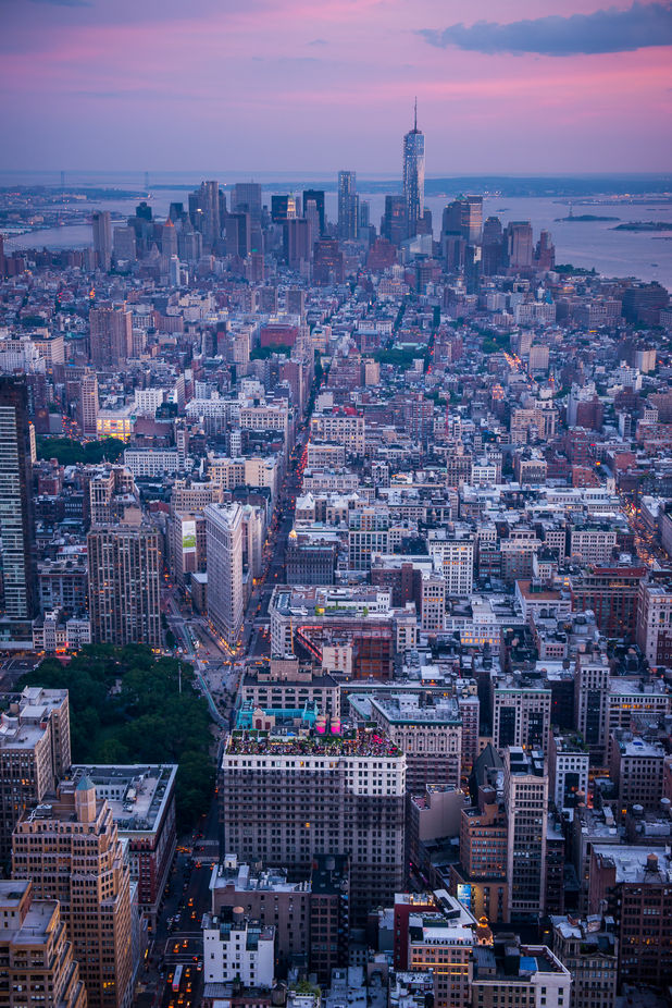 NYC Buildings by Wayne-Stadler-Photography - City Views Photo Contest