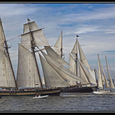 Chesapeake Bay Great Schooner Race