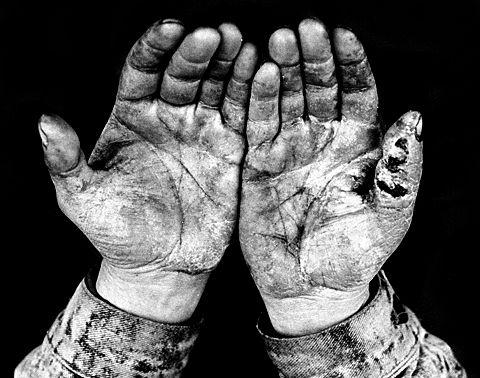 Help by PaulHenryStudios - Shooting Hands Photo Contest