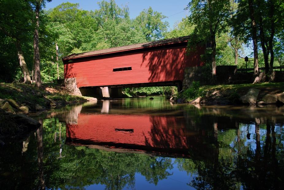 Batram\'s bridge