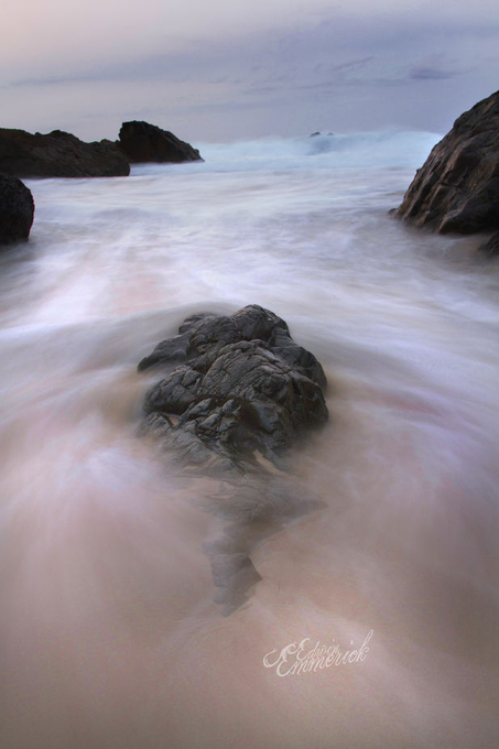 Byron Bay Swirls by edwinemmerick - Nature In HDR Photo Contest