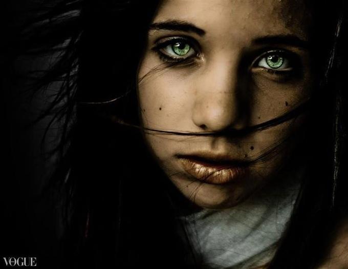 by ChristinaWitham - Dark Portraits Photo Contest