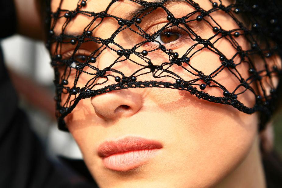 Veil of beauty