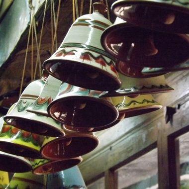 Bells. Etar, Bulgaria.