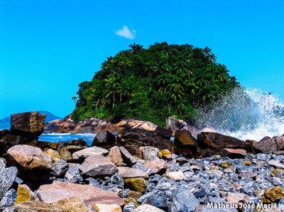 Ilha do Urubuqueçaba -Island Urubuqueçaba