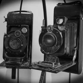 Kodak and Leica from early 1900s