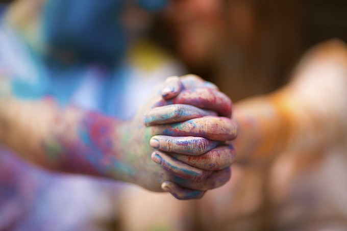 unity. by tristanduplichain - Shooting Hands Photo Contest