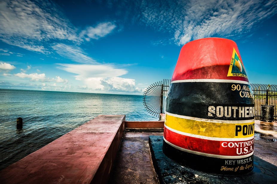 Southernmost Point in Key West FL