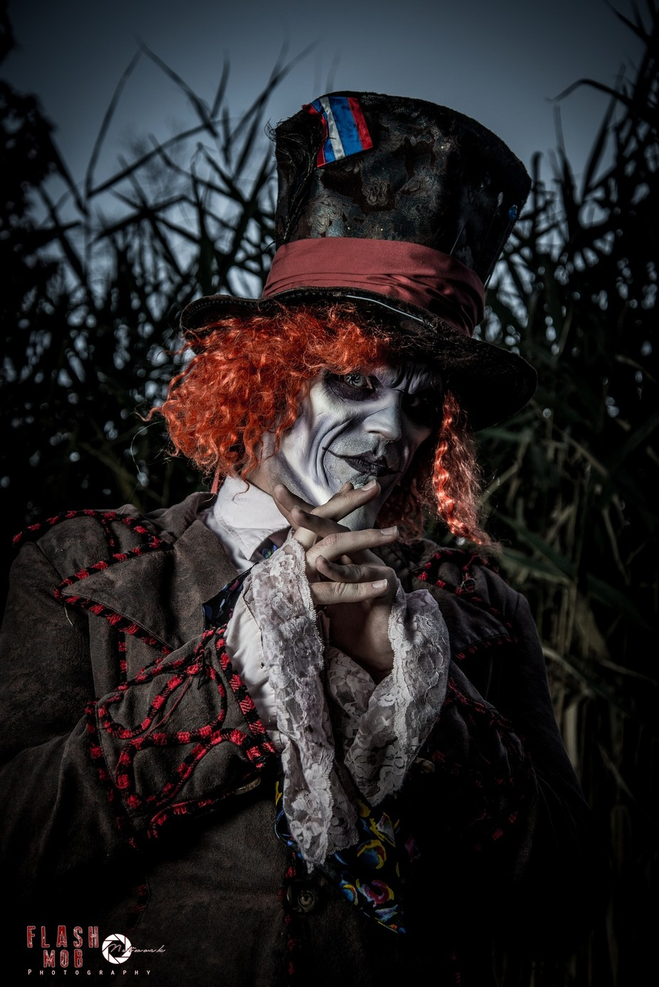 The Mad Hatter by Studio72Images - Fantasy In Color Photo Contest