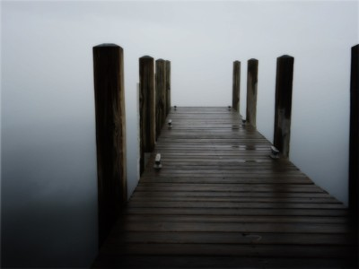 Into The Fog And....