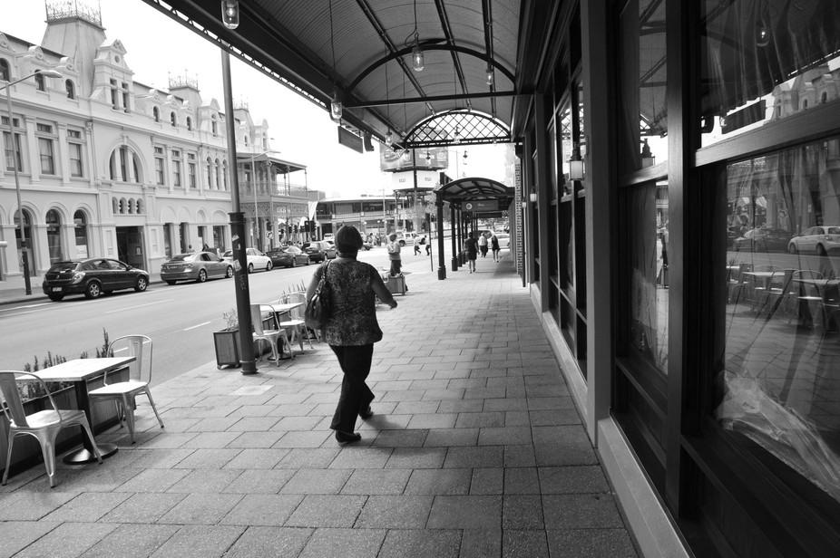 Photo taken at Perth City