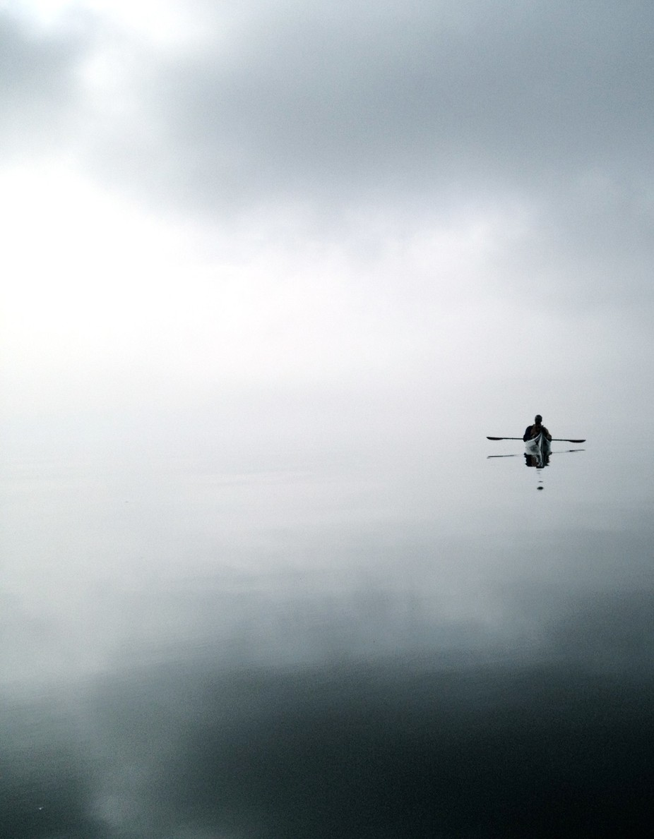 Stillness by Sitka - People In Large Areas Photo Contest