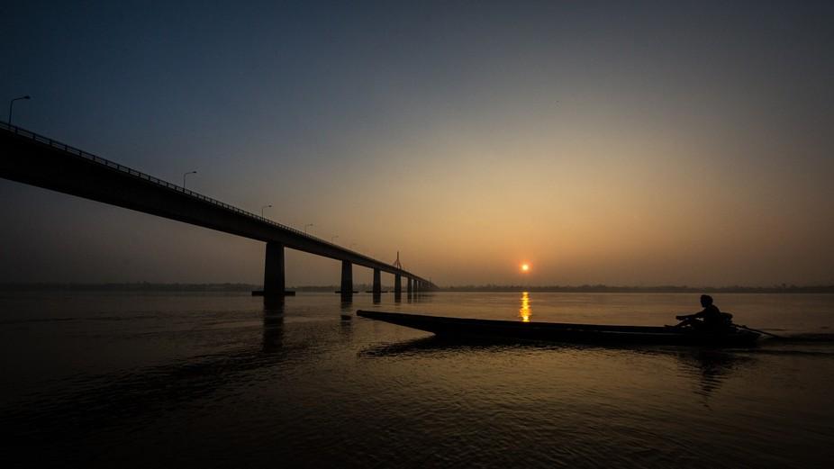 Friendship bridge II, Mukdahan