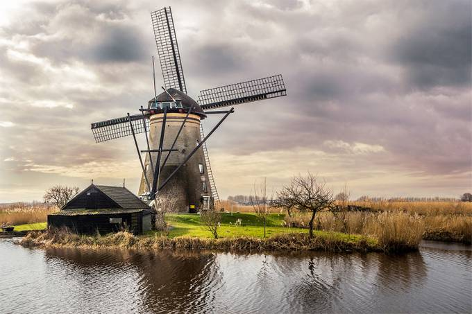 The Netherlands by 800ISO - 200 Windmills Photo Contest