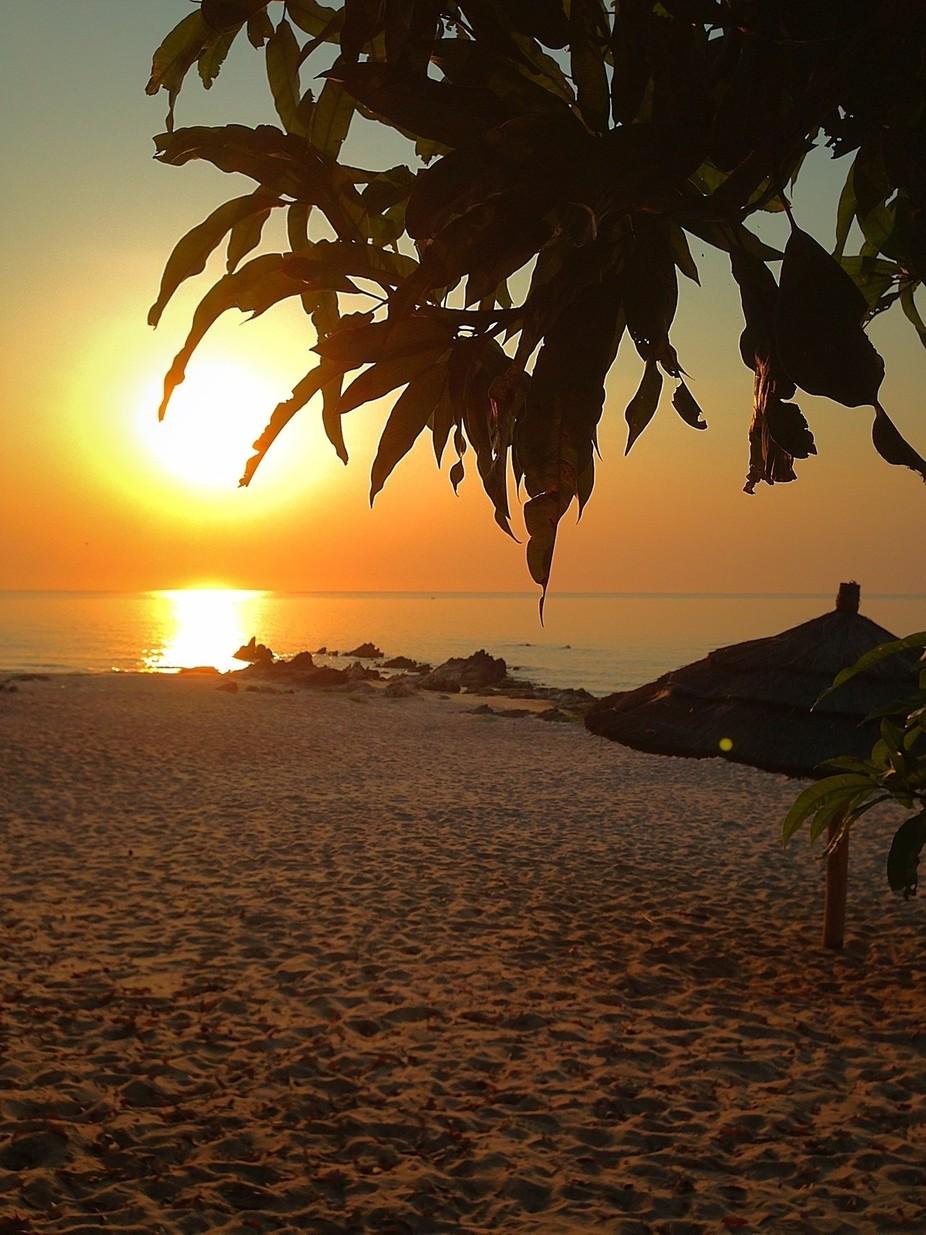Beautiful Sunrise in Malawi!