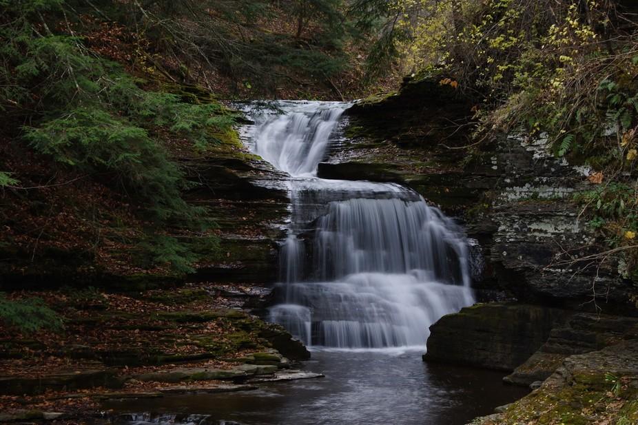 Robert Treman Park near Ithaca, NY