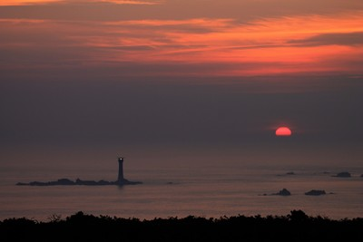 Another great sunset in Guernsey