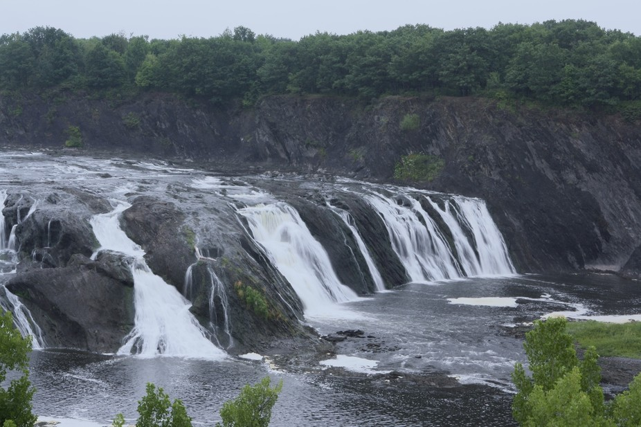 Waterfall in upstate NY.