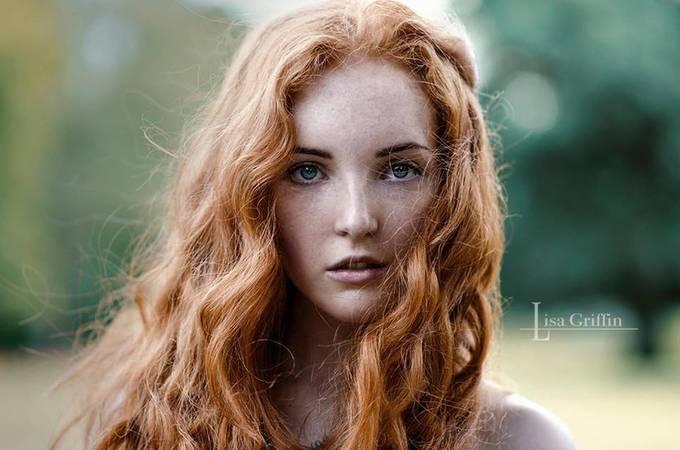 Portrait by lisagriffin