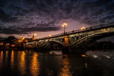 Triana Bridge, Sevilla