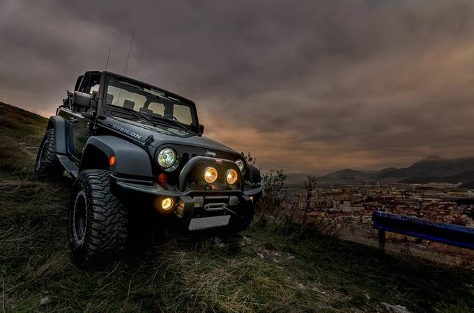 Rubicon by rugavy - My Favorite Car Photo Contest