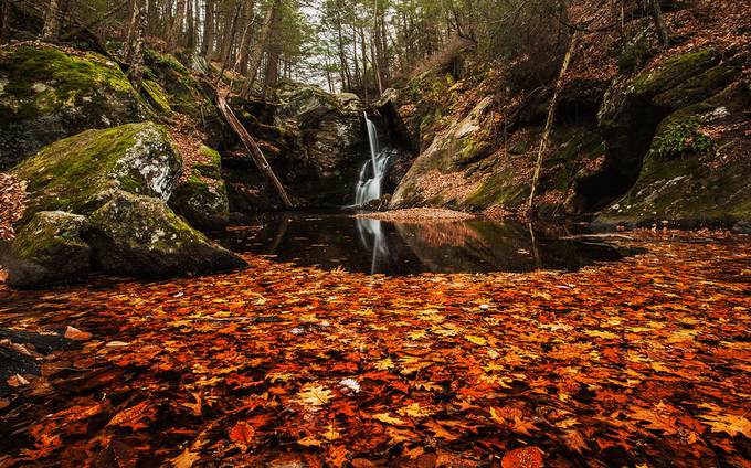 Ender Falls by corwinprescott - Streams In Nature Photo Contest