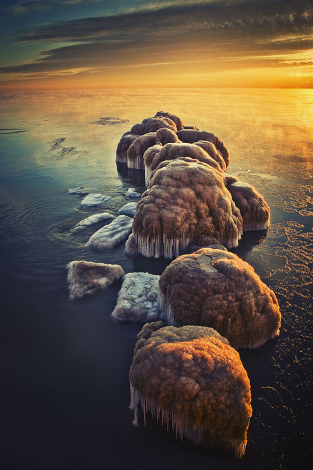 The Rise and Fall of Precious Metals by corwinprescott - Nature In HDR Photo Contest