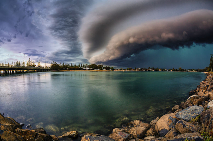 Tallebudgera Storm by TwoCatsPhotography - A Storm Is Coming Photo Contest