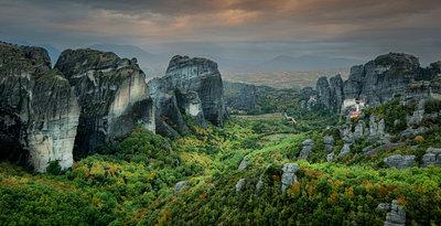 Monastaries of Meteora