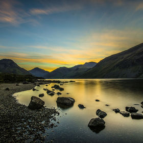 Wastwater at Dawn