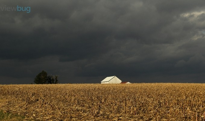 Stormy sky by soulcatcher - Rural Vistas Photo Contest