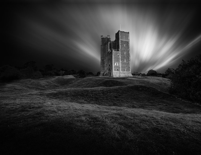 The Tower by Jellyfire - Enchanted Castles Photo Contest