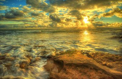 13th Beach Sunset
