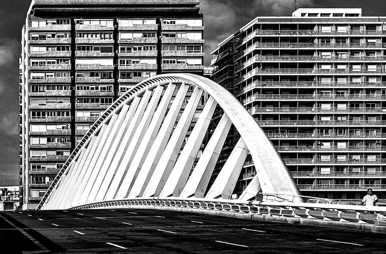 Calatrava Bridge - Valencia
