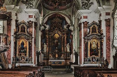 Church San Michele S Candido