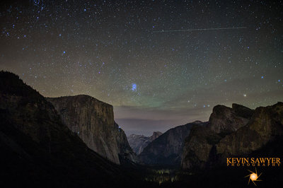 HDR Yosemite Valley
