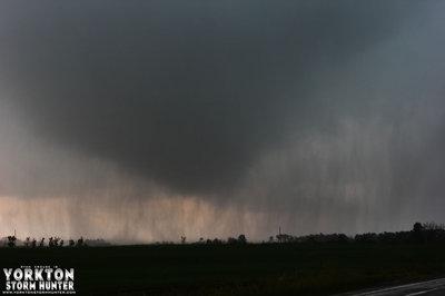 Tornado Touchdown!