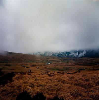 Capel Curig fog