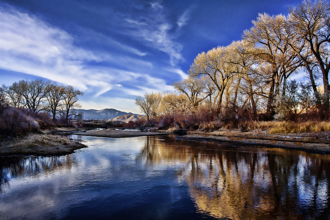 Carson River by BowmanLifeStudios - Fstoppers Volume 5 Photo Contest
