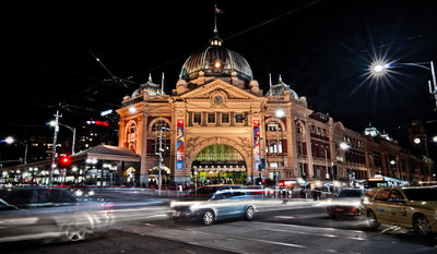 Melbourne Shines Bright