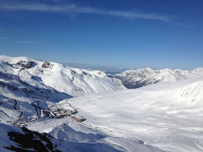 Andorra from the Mountains